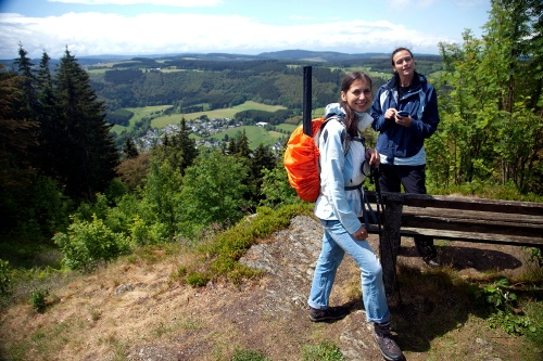 Gipfeltour Elkeringhausen, Start und Ziel in Winterberg-Elkeringhausen