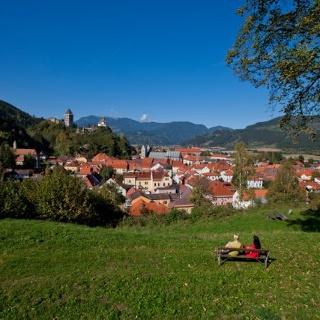 Altstadt Burgenstadt Friesach