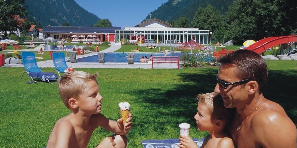 Allwetterbad Aquarena St. Gallenkirch