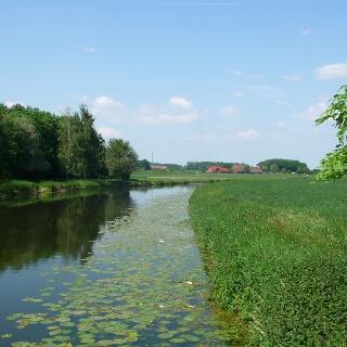 Fluss Stever