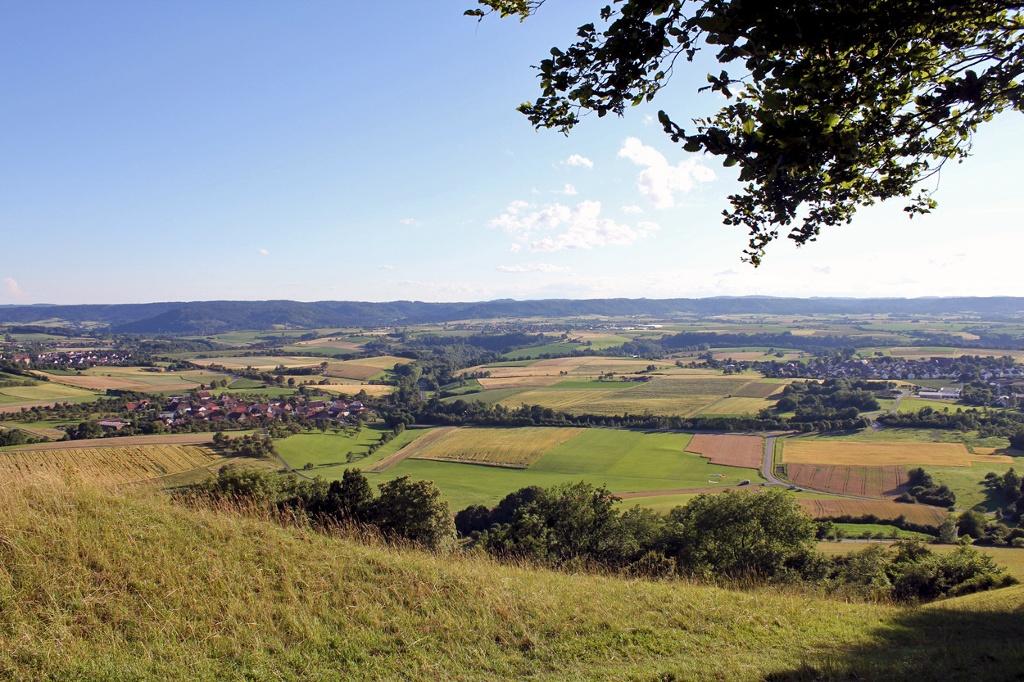 Blick vom Einkorn   - © Quelle: Hohenlohe + Schwäbisch Hall Tourismus e.V.