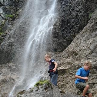 Scheuenwasserfall