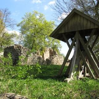 Kirchenruine Schorssow