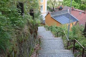 Foto Aufstieg Lutherweg