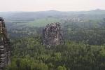 Foto Blick auf Falkenstein