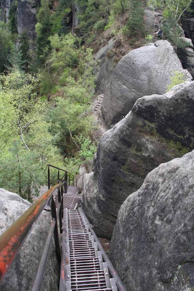 Schrammsteingratweg