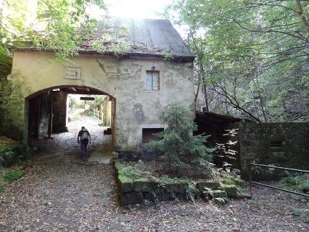 Foto Liebethaler Grund Lochmühle