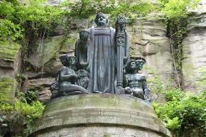 Foto Richard-Wagner-Denkmal