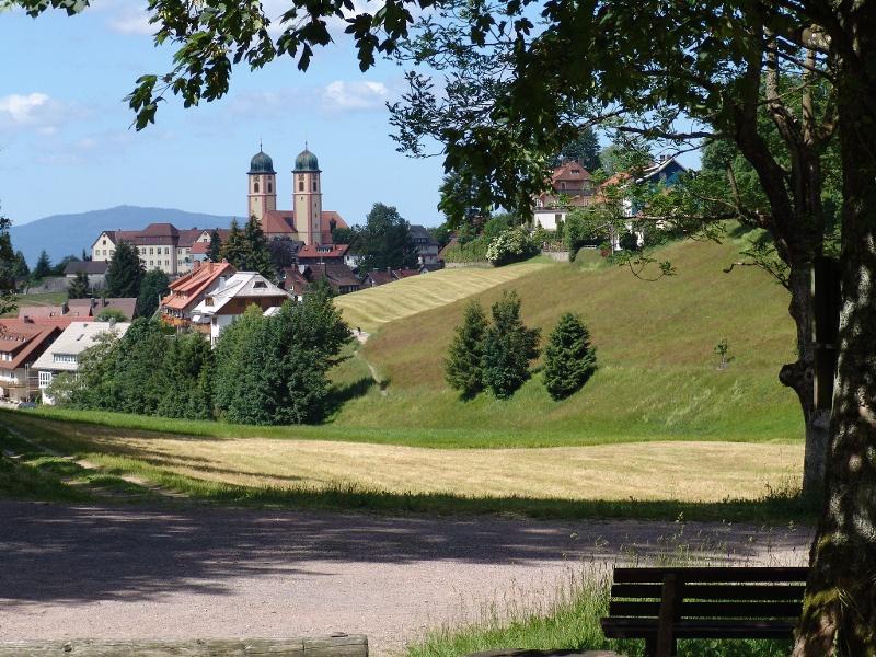 Tour rund um St. Märgen & St. Peter
