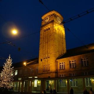 Badischer Bahnhof : plaque tournante de la région