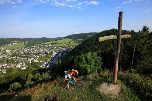 Bike Arena Sauerland - Willinger Trail-Quartett Nr. 45