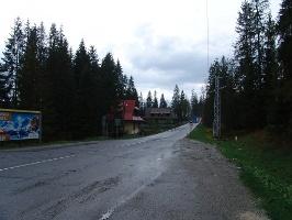 8871 - Podspády - št. hranica