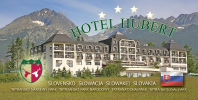 Hotel HUBERT Vital Resort ****