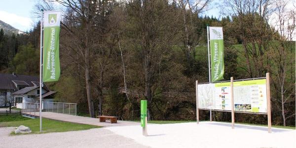 Wanderportal Untertal & Wilde Wasser - Untertal Ort