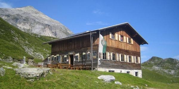 Giglachsee Hütte chalet, Preuneggtal valley