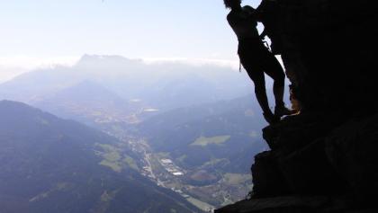 Rossloch-Klettersteig