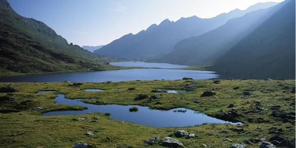 Oberer und Unterer Giglachsee - Schladminger-Tauern