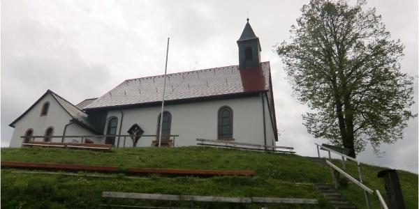 Wallfahrtskirche Hörnleberg