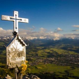 Gipfel Burgberger Hörnle