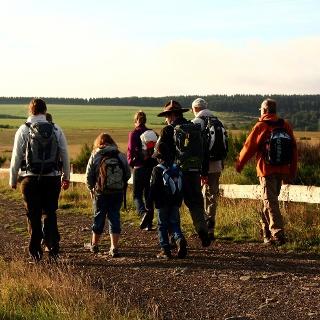 Wandern im Nationalpark