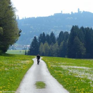 Von Peiting nach Hohenpeißenberg