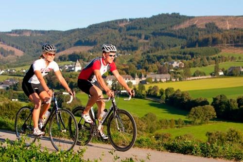 Bike Arena Sauerland - Upland & Diemelsee