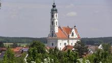 Barock und Natur in Bad Schussenried
