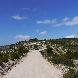 Ascent to Penyal des Migdia