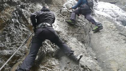 Klettersteig Lienz : Die schönsten klettersteige in tristach