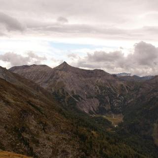 Steirische Kalkspitze und Ursprungalm