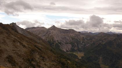 Steirische Kalkspitze and Ursprungalm