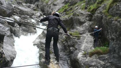 Klettersteig Lienz : Die schönsten klettersteige in amlach