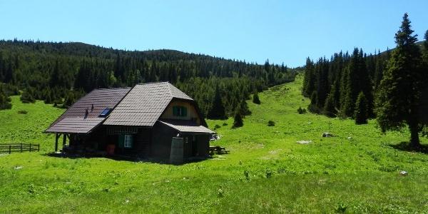 Gloggnitzer Hütte