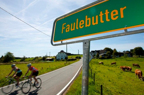Bike Arena Sauerland - Faule Butter aus Finnentrop