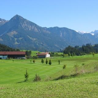Golfplatz bei Gundelsberg