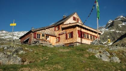 Die Adolf-Nossberger-Hütte