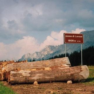 Lavazé Pass