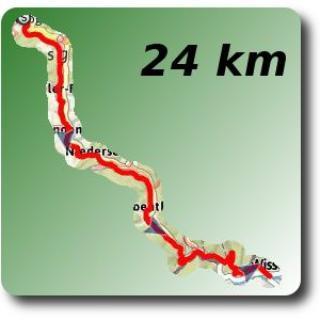 Übersichtsbild Weißenburg Tour