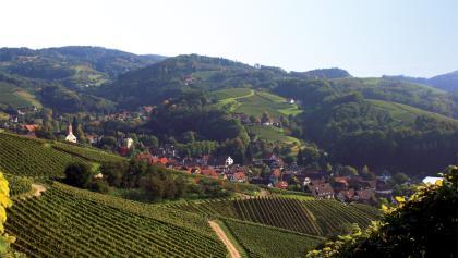 Blick au Sasbachwalden