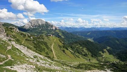 Salzburger Almenweg Etappe 28