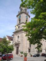Stiftskirche St. Jakobus in Hechingen