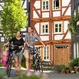 Altstadt Hachenburg, Nister-Radweg