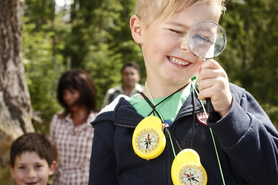 Todtmoos: Spürnasenpfad - Familienwanderweg