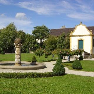 Barockgarten Freinsheim