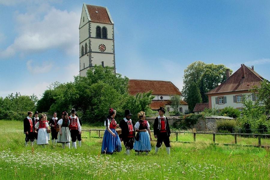Laufenburg: Neun Stadtteile Weg