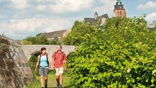 Lahnwanderweg 11. Etappe Wetzlar – Braunfels