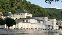 Lahnwanderweg 19. Etappe Bad Ems – Lahnmündung