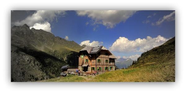 Hochweißsteinhaus 2012
