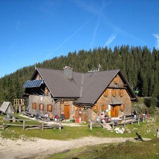 Die Ybbstalerhütte