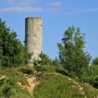 Der Heinturm auf dem Heinberg bei Ossendorf